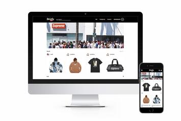 Strictlypreme Is The World's First Online Supreme Resell Marketplace