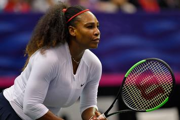 """Serena Williams Reveals She """"Almost Died"""" After Giving Birth"""