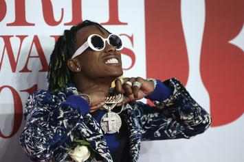 Rich The Kid Hints At Kanye West, Migos, & Frank Ocean Features On Debut Album
