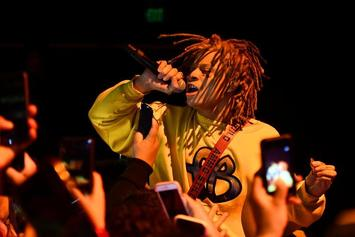Trippie Redd Claims He's Worth 7 Million