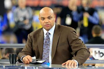Charles Barkley Recalls The Time He Played In NBA While Drunk