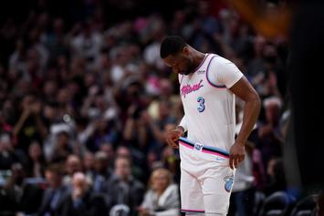"""Dwyane Wade Doesn't Want Farewell Tour: """"I'm Not A Narcissist"""""""