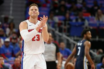 Blake Griffin Sued For Palimony By Mother Of His Children