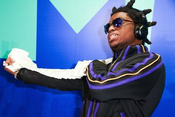 Kodak Black Shares Address To Send Letters And Photos