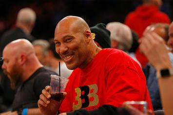 Watch LaVar Ball's Appearance On WWE Monday Night Raw
