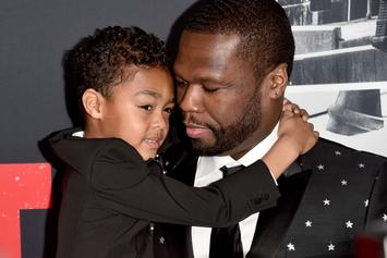 Instagram Gallery: 50 Cent's Cutest Pics Of His Son Sire Jackson