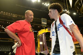 "Watch Part II Of Lonzo Ball's Foot Locker ""Father's Day"" Ad"