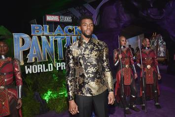 """""""Black Panther"""" Rules The Overseas Box Office With $23.2 Million"""