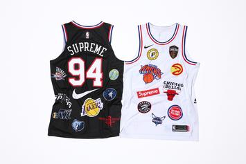 Supreme x Nike x NBA Capsule Collection: Release Info