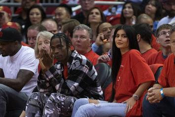 Travis Scott & Kylie Jenner Ditch Stormi For Some Alone Time