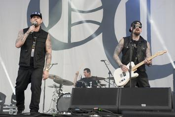 "Watch Good Charlotte Cover Lil Peep's ""Awful Things"" During Memorial Service"