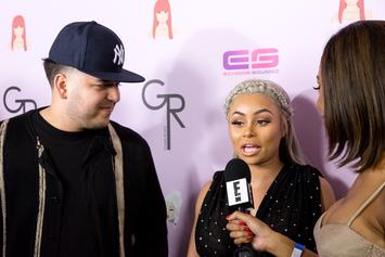 Rob Kardashian Suing Blac Chyna For Allegedly Beating Him While Drunk & High