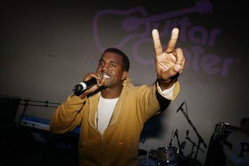 "Listen To This Unreleased Kanye West Track That He Recorded Before ""College Dropout"""