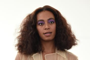 "Stream Solange's ""A Seat At The Table"" Album"