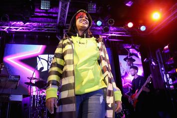 Rapsody Signs With Roc Nation
