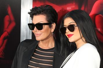 """Kris Jenner Believes Kylie Jenner Was """"Born To Have Kids"""""""