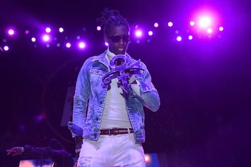 "Young Thug Earns First Platinum Single With ""Best Friend"""