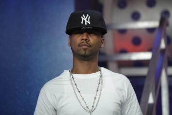 50 Cent Clowns Juelz Santana On Instagram Over Newark Airport Incident