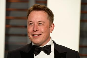 """Elon Musk """"Obviously"""" Finds Inspiration In Kanye West"""