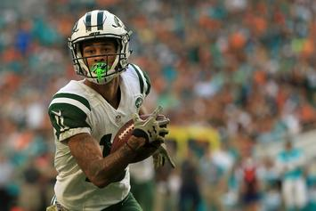 NY Jets Wide Receiver Arrested For Fighting With Security At Rolling Loud Music Festival
