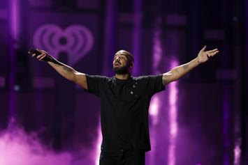 """Drake's """"God's Plan"""" Tops Billboard Hot 100 For Seventh Week In A Row"""