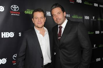 Ben Affleck & Matt Damon Implement Inclusion Riders For More Diverse Movies