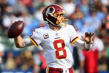 Kirk Cousins Has Reportedly Decided Which Team He'll Sign With