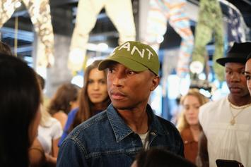Pharrell Has His Own Adidas Signature Sneaker On The Way