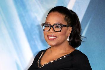 Oprah Says She Reads Slave Documents To Cure Bad Days