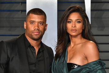 Russell Wilson Admits To Using Bing To Describe Ciara