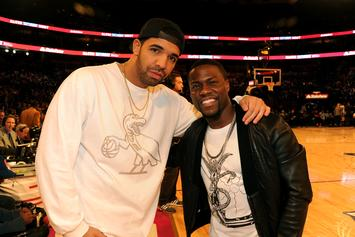 Drake & Kevin Hart Named Coaches Of The NBA All-Star Celebrity Game