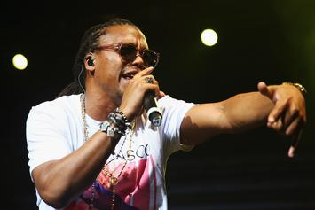Lupe Fiasco Threatens Kid Cudi, Says He's Done With The Beef At The Same Show