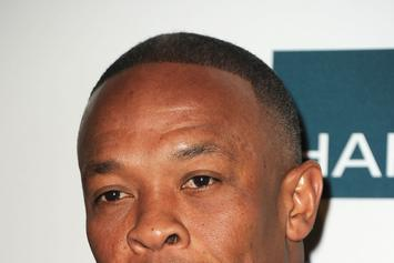 "Dr. Dre To Donate ""Compton"" Soundtrack Royalties For New Performing Arts Center"