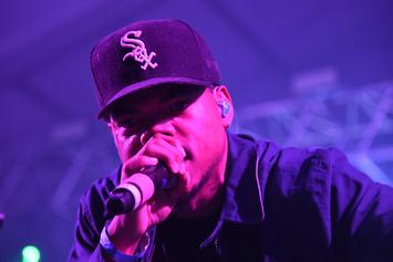 """Chance The Rapper Says Kanye West Almost Narrated """"Surf"""""""