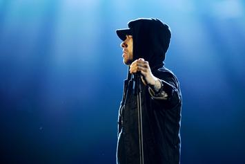 "Eminem Reveals Tracklist For ""Southpaw"" Soundtrack"