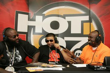 Police Break Up Riots At HOT 97 Summer Jam