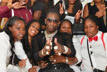 """Young Thug Disses Lil Wayne In """"Carter 6"""" Promo Vid"""