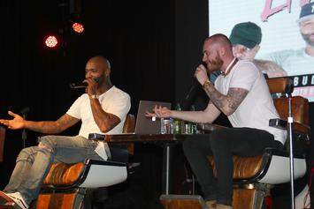 Joe Budden Weighs In On Rory's Breakfast Club Ban