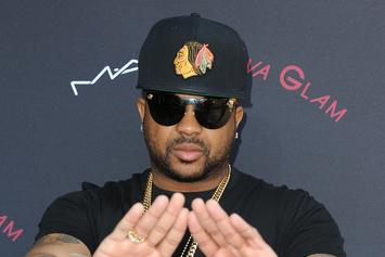 "The-Dream Reveals Single Art For ""That's My Shit"" Featuring T.I."