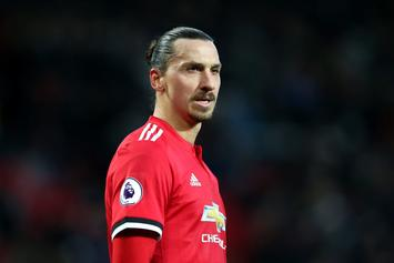 """Zlatan Ibrahimovic MLS Bound: """"Dear L.A., You're Welcome"""""""