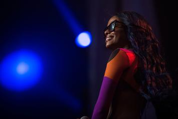 "Azealia Banks Reveals Cover Art & Tracklist For ""Broke With Expensive Taste"" [Update: Stream The Album]"