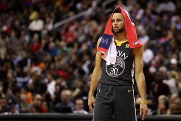 Steph Curry Will Return From Injury Tonight Vs. Atlanta Hawks