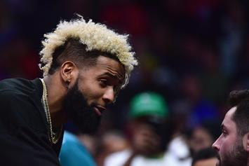 Odell Beckham Jr. Slapped With $15 Million Lawsuit Over Alleged Assault