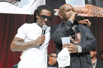 "Birdman & Lil Wayne Beef Squashed? New ""Family"" Photo Hints As Much"