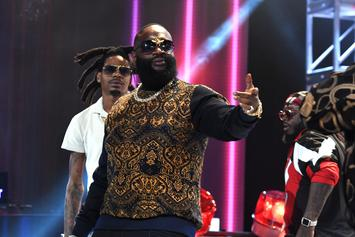Rick Ross Urges Twitter To Suspend Baby Mother Tia Kemp's Account