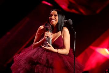 Cardi B Signs Management Deal With Quality Control