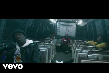 "Rich Homie Quan Takes A Trippy Bus Ride In The Video For ""34"""