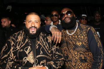"""Rick Ross' """"Port Of Miami 2"""" Coming Soon According To DJ Khaled"""