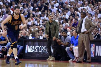 Kevin Love's Tooth Injury Leads To Concussion Protocol