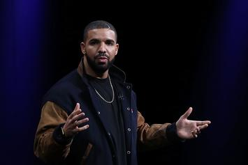 Drake Fuels Adidas Rumors By Rocking The Three Stripe Sweatpants